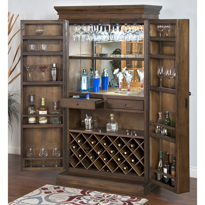 Savannah Bar armoire Image
