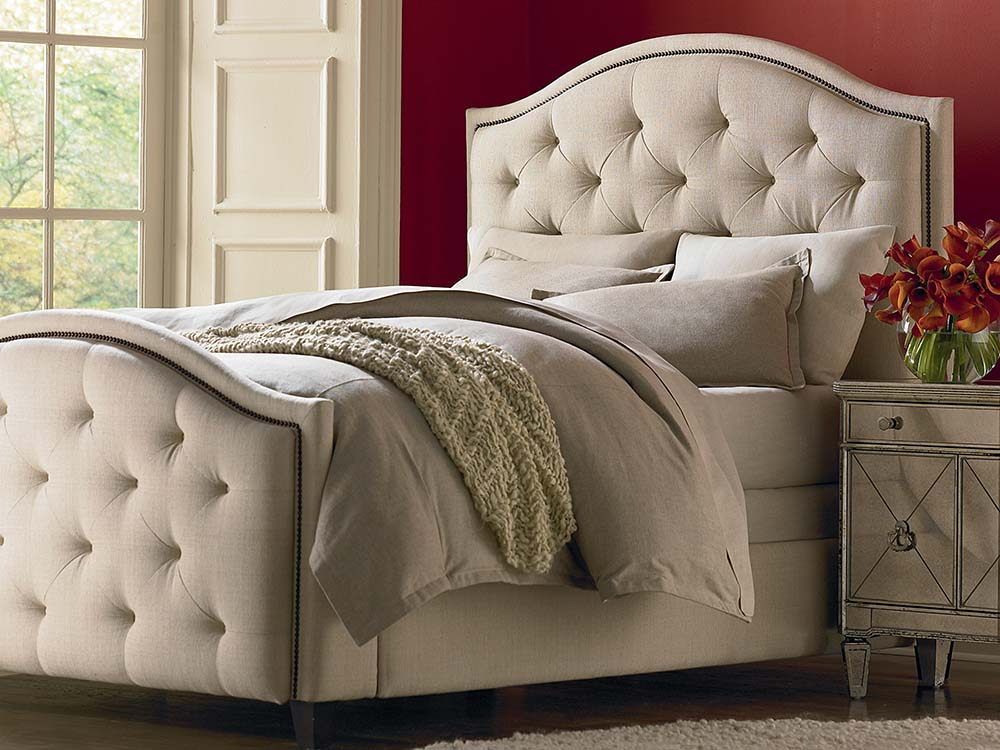 Custom Vienna Arched Bed Image
