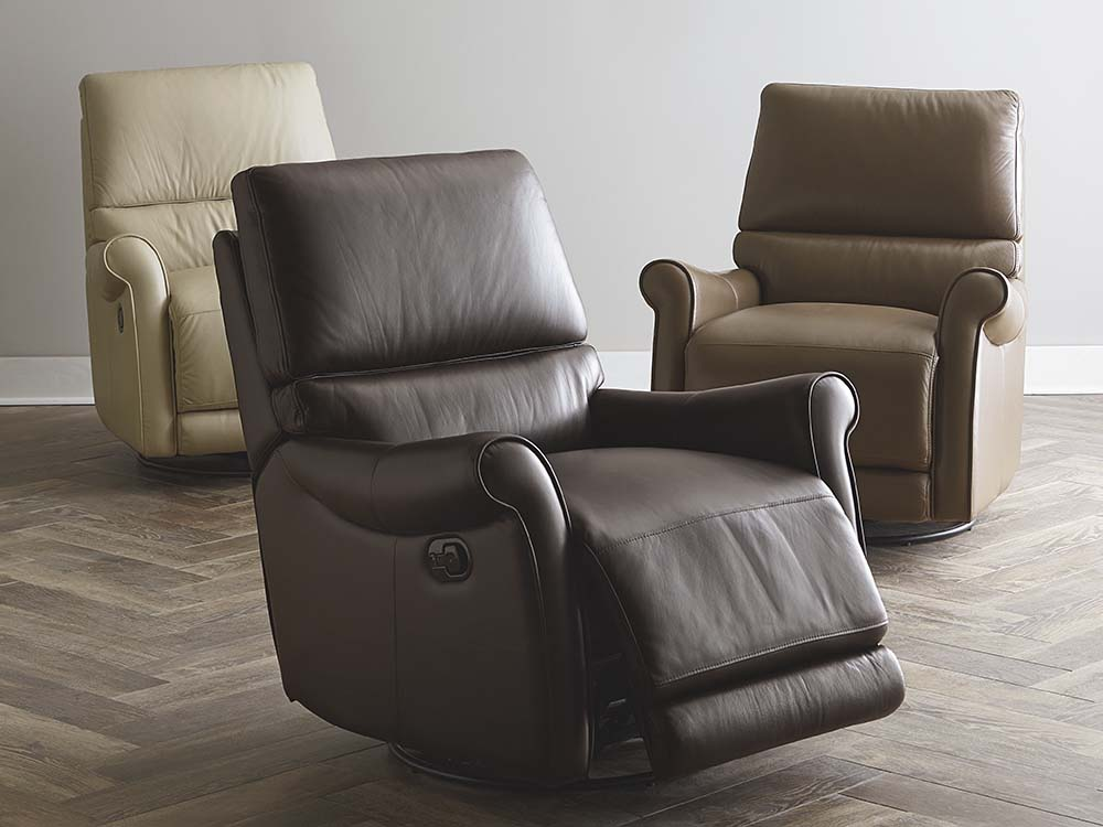 Barrington Swivel Glider Recliner Image