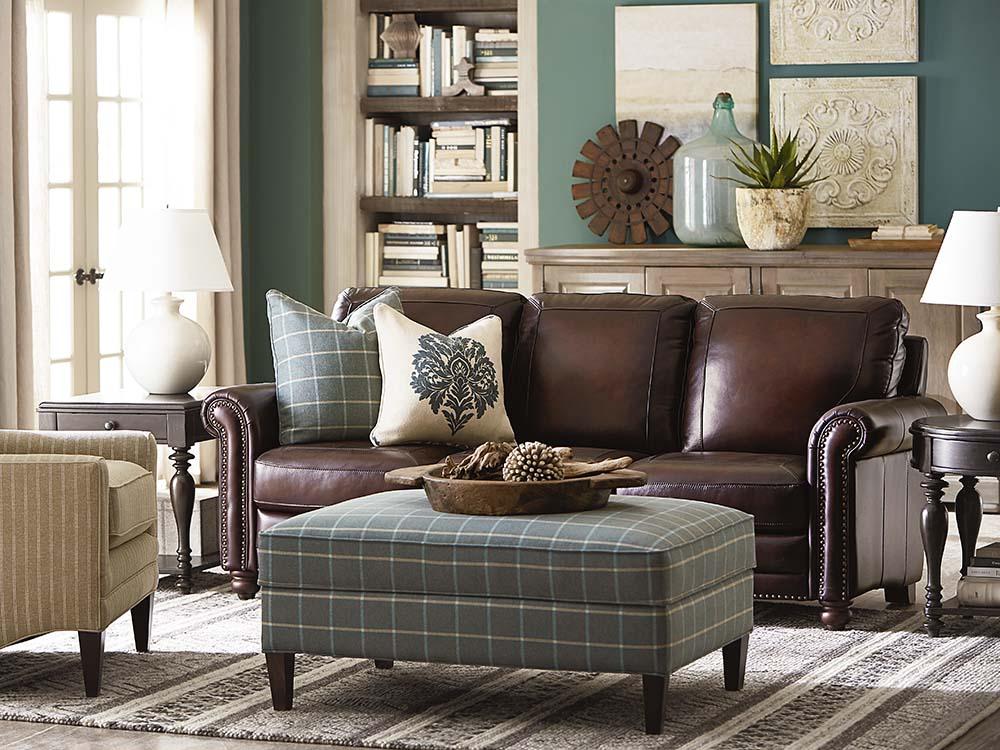 Hamilton Leather Sofa Image