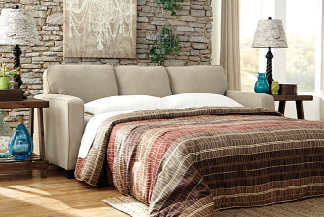 Alenya queen sofa sleeper Image
