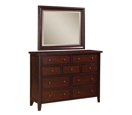 """Vintage 58"""" Dresser Image"""