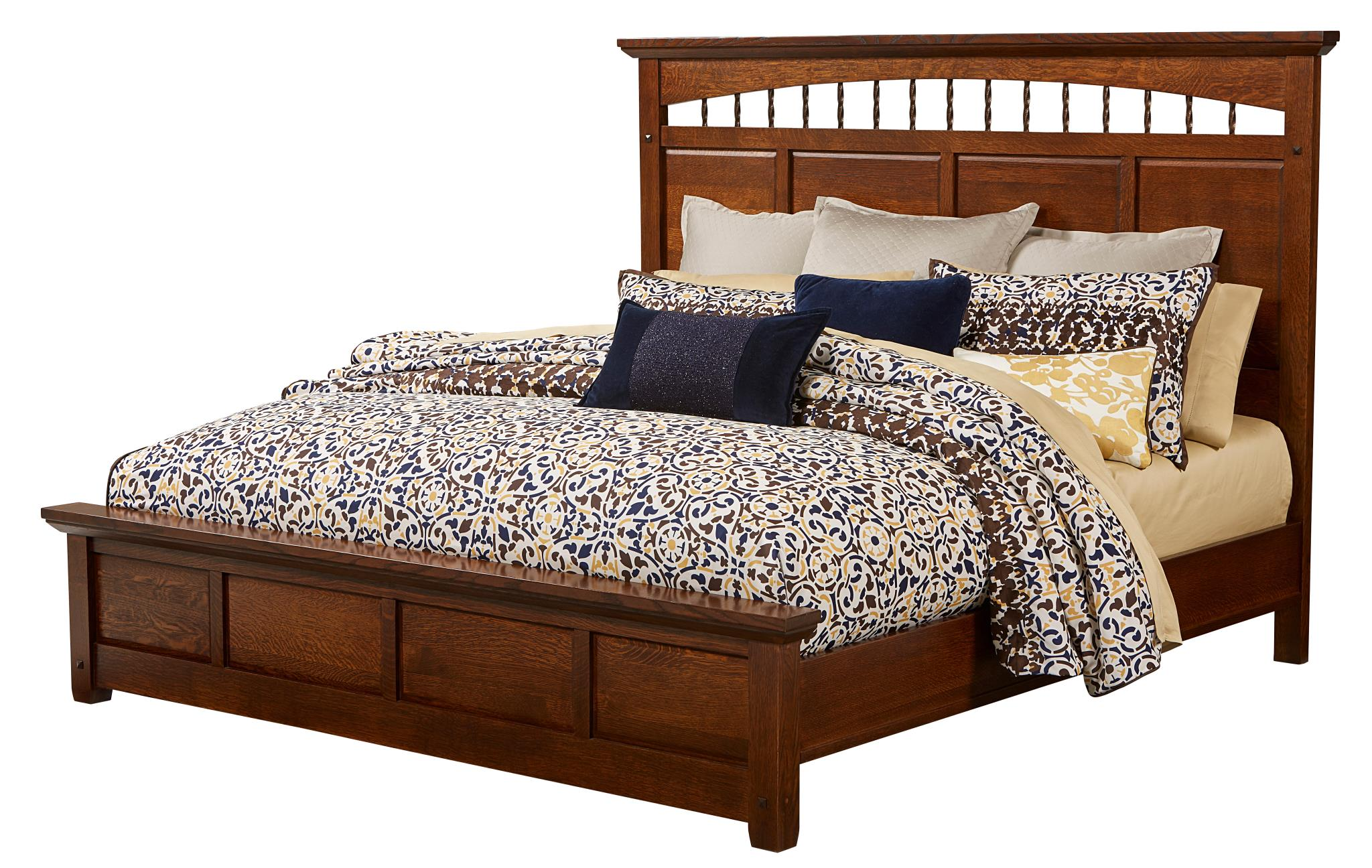 Amish Arroyo Seco Bed Image