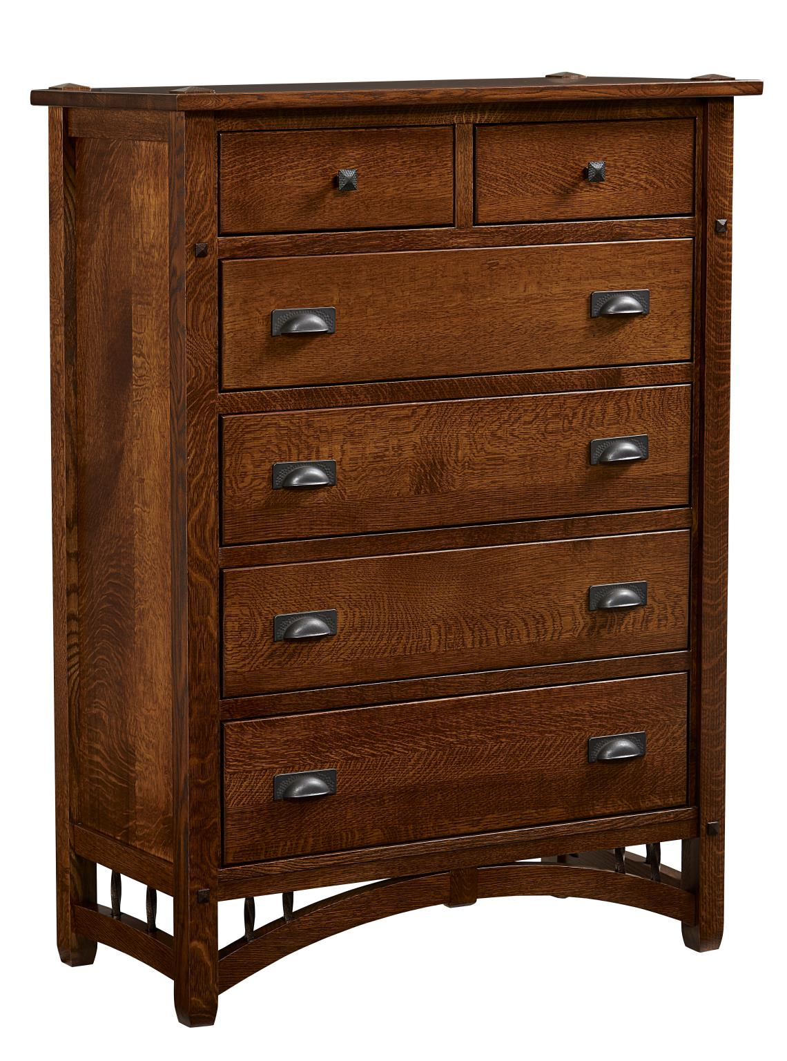 Amish Arroyo Seco Chest of Drawers Image