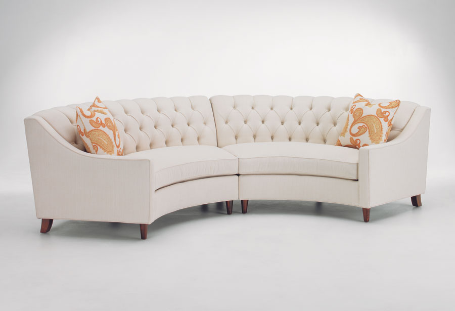 Memphis Curved Sectional Image