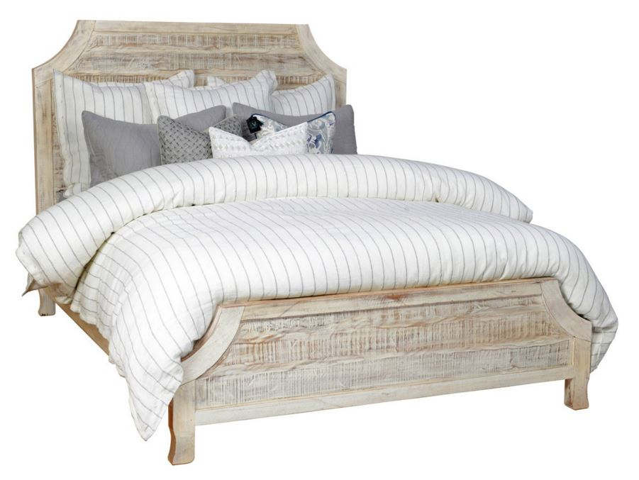 Aria Queen Bed Image
