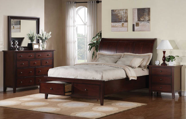 Vintage bedroom collection Image