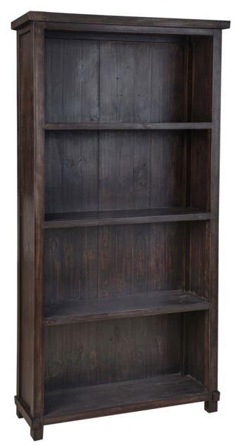 Caleb Bookcase Espresso Image