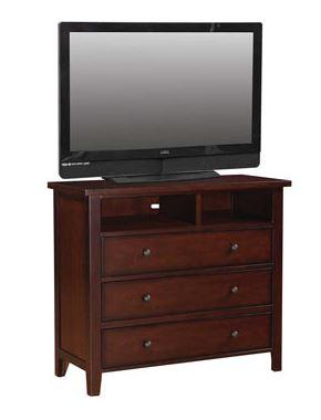 Vintage 3 drawer tv stand Image