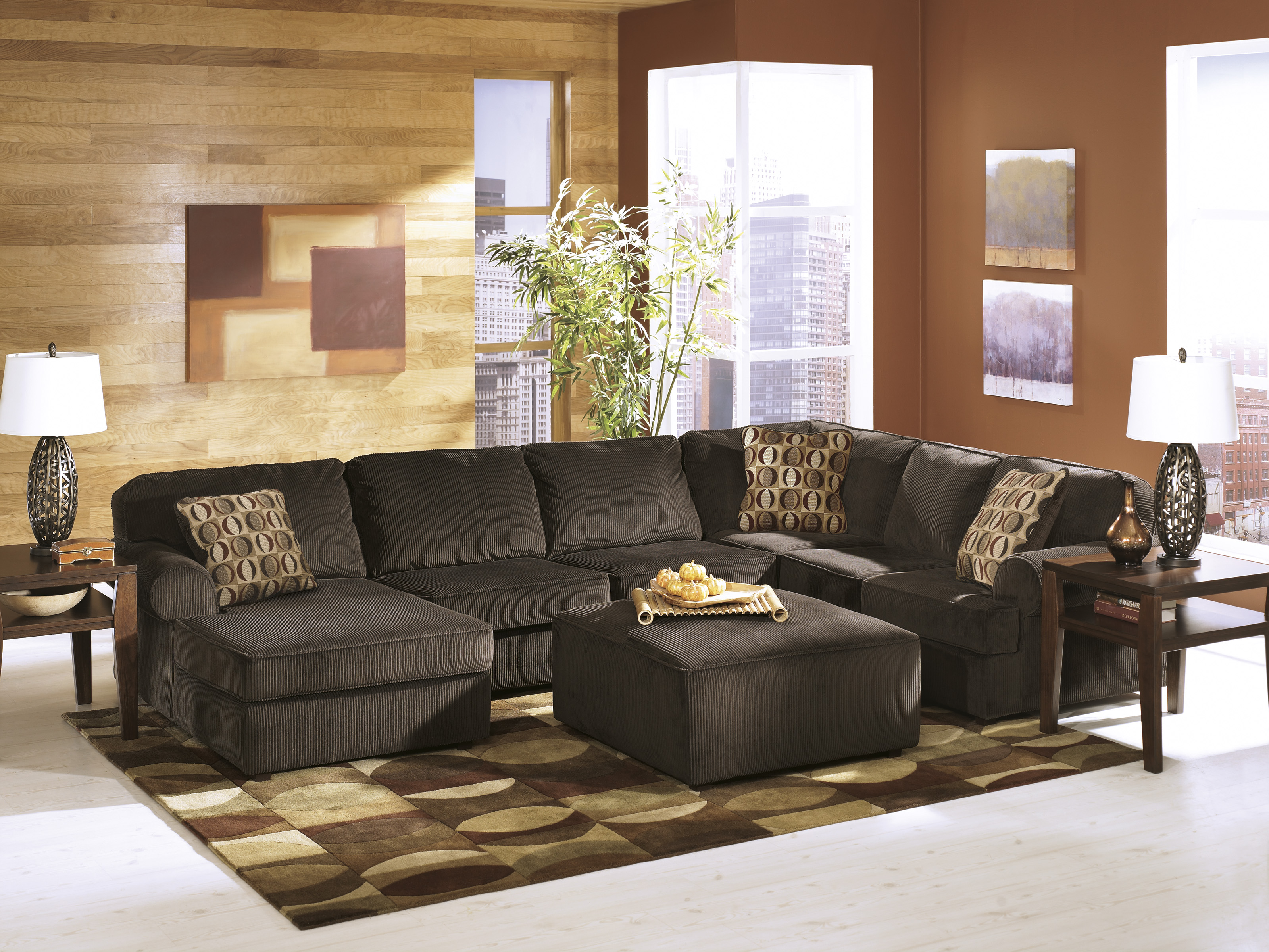 Vista Sectional Image
