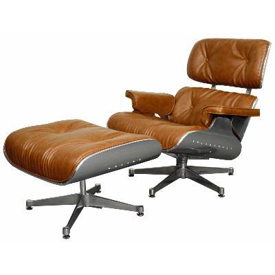 Aviators Lounge with ottoman Image