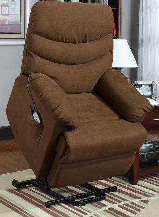 Elevated Power Lift Recliner Image