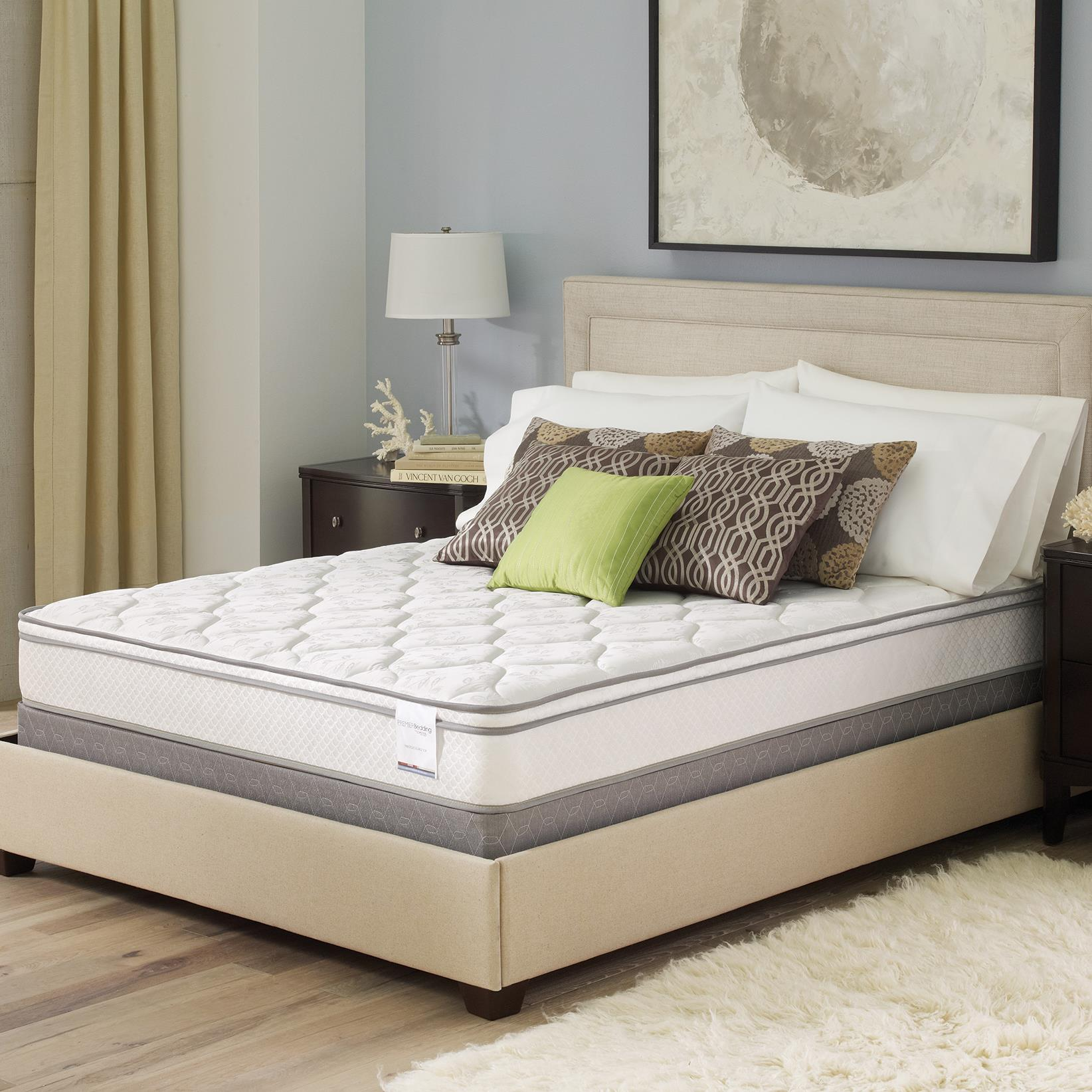 Trestles Euro Top Queen Mattress Image