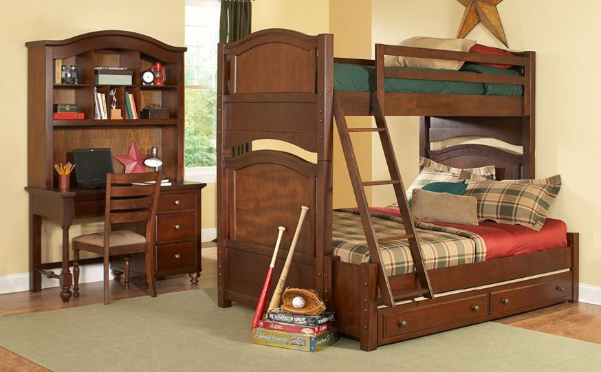 Aris Collection Bunk Bed Image