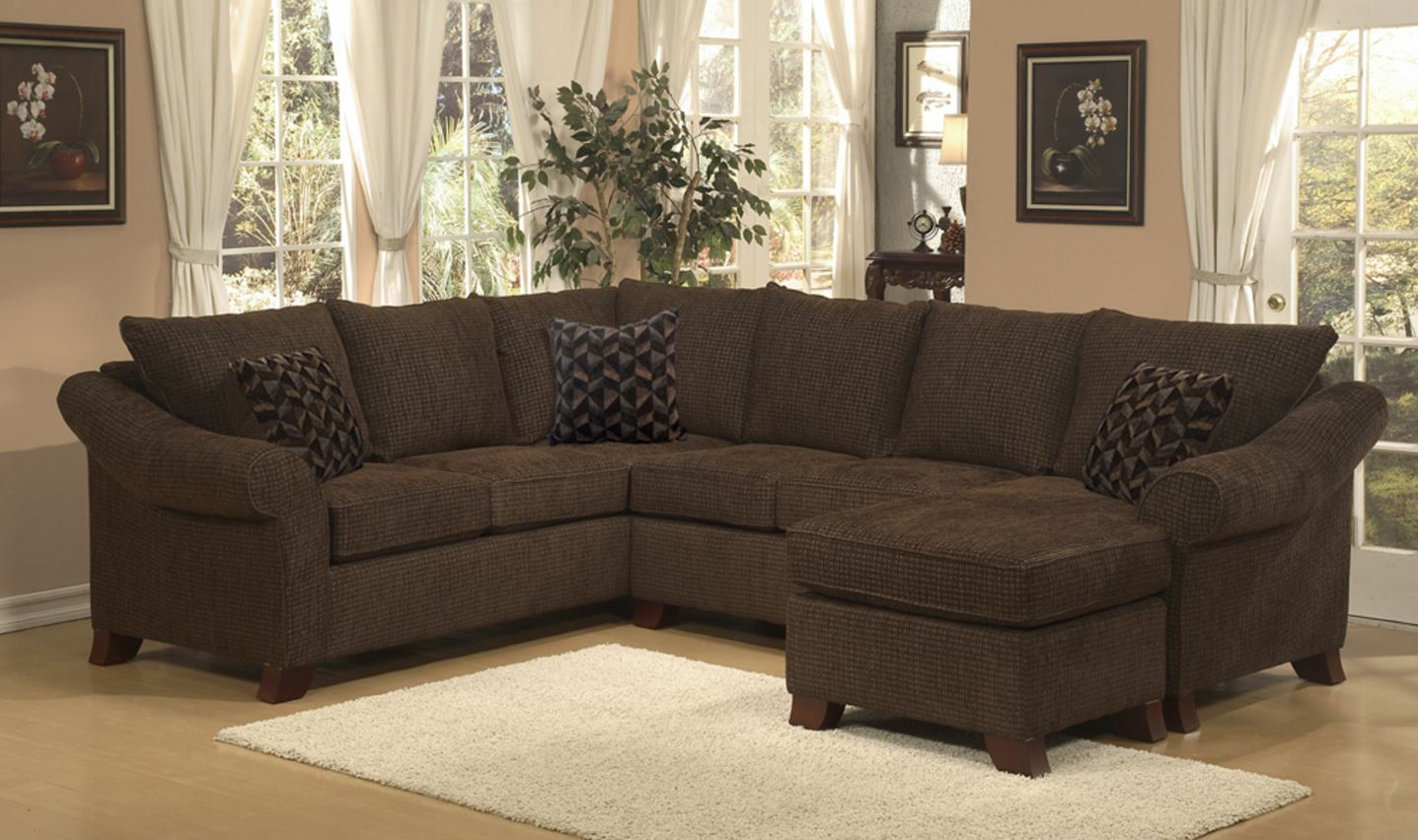 Oakland Reversible Sectional Image