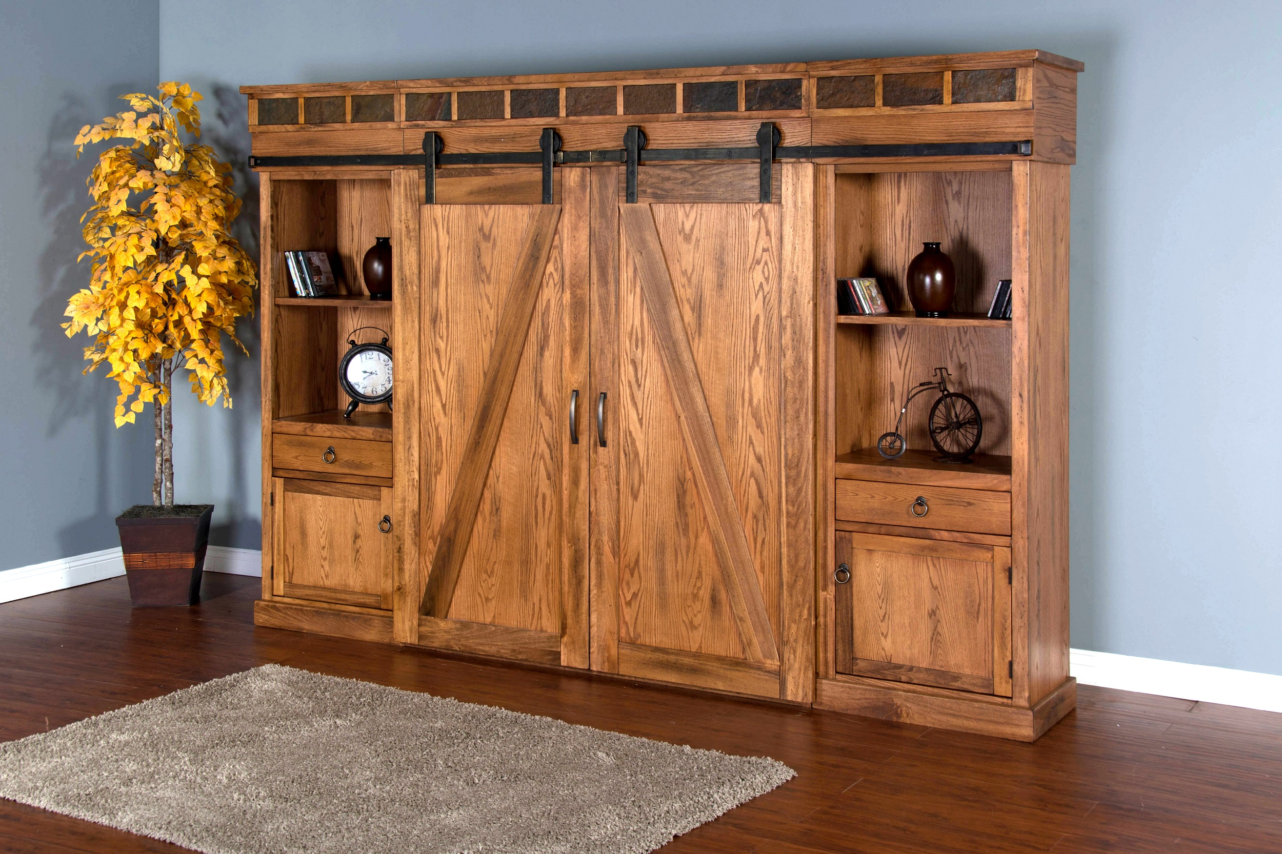 Sedona Barn Door Entertainment Image