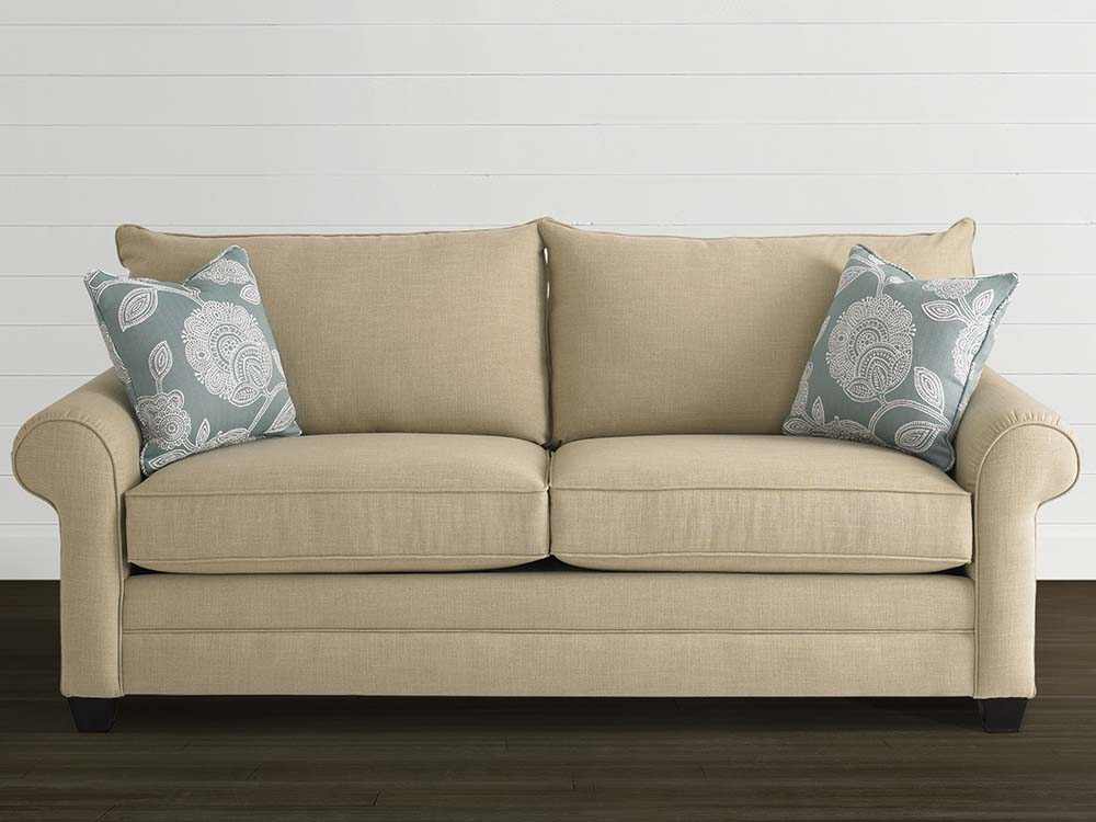 Boxed Loveseat Sofa Bed With Storage