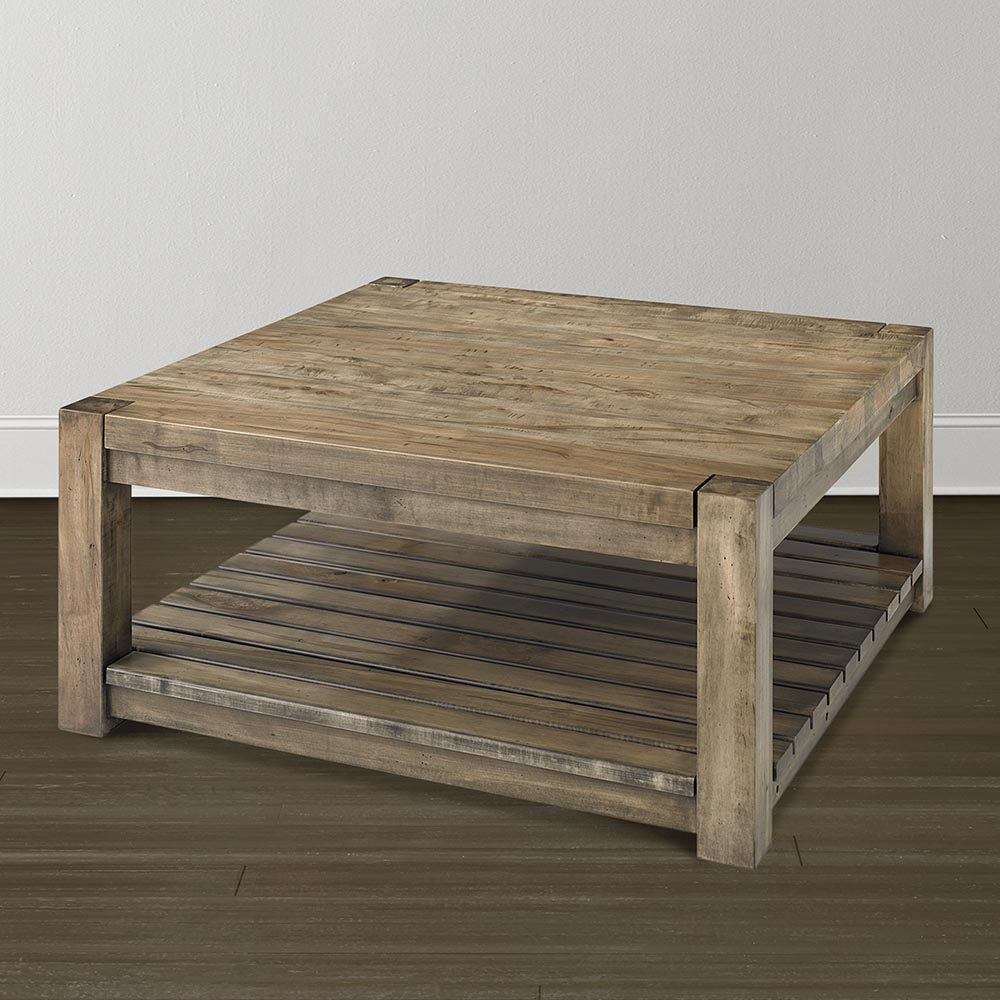 Bench Made Hampton Square Table Image