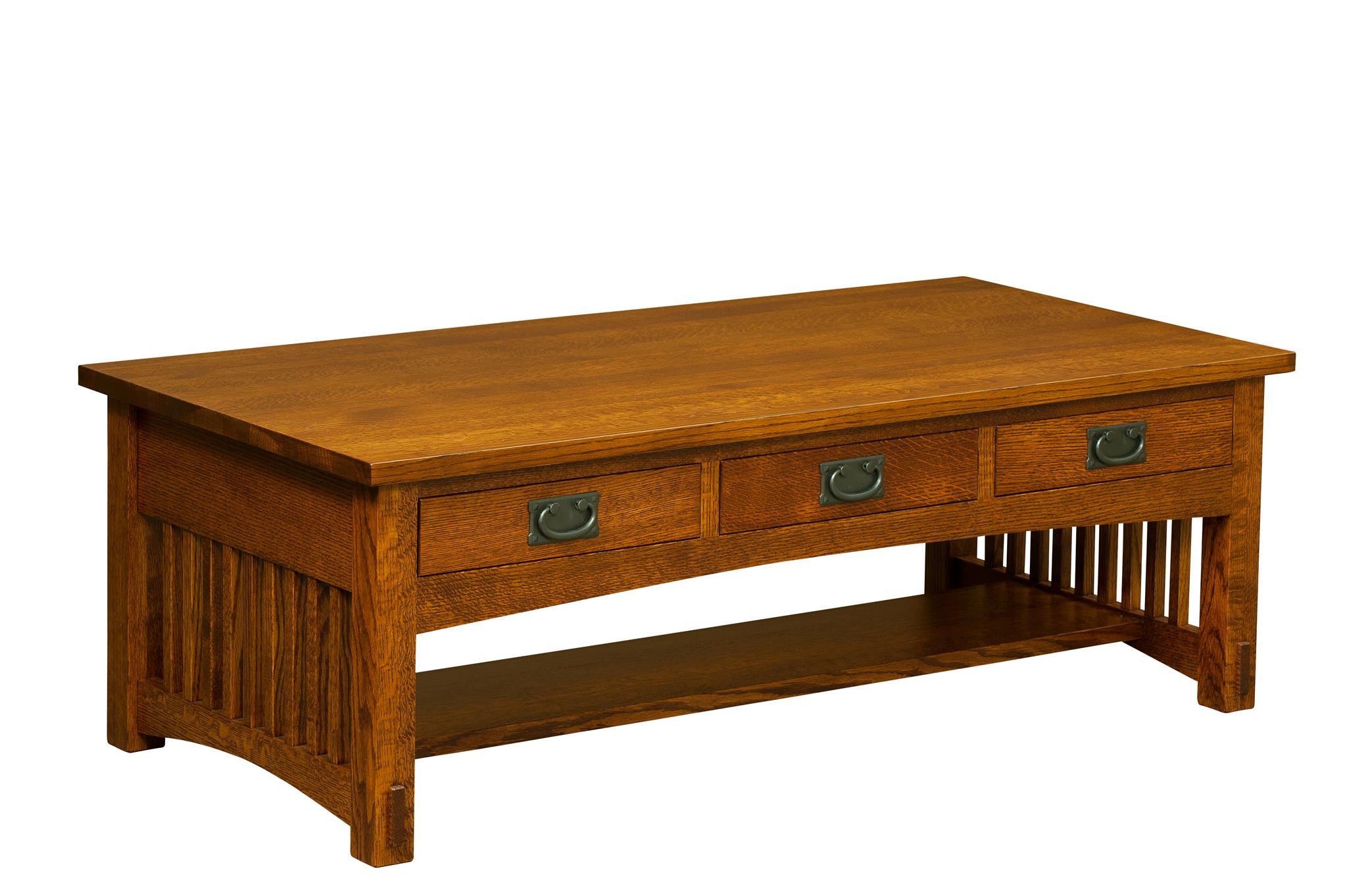 Amish Bungalow Coffee table Image