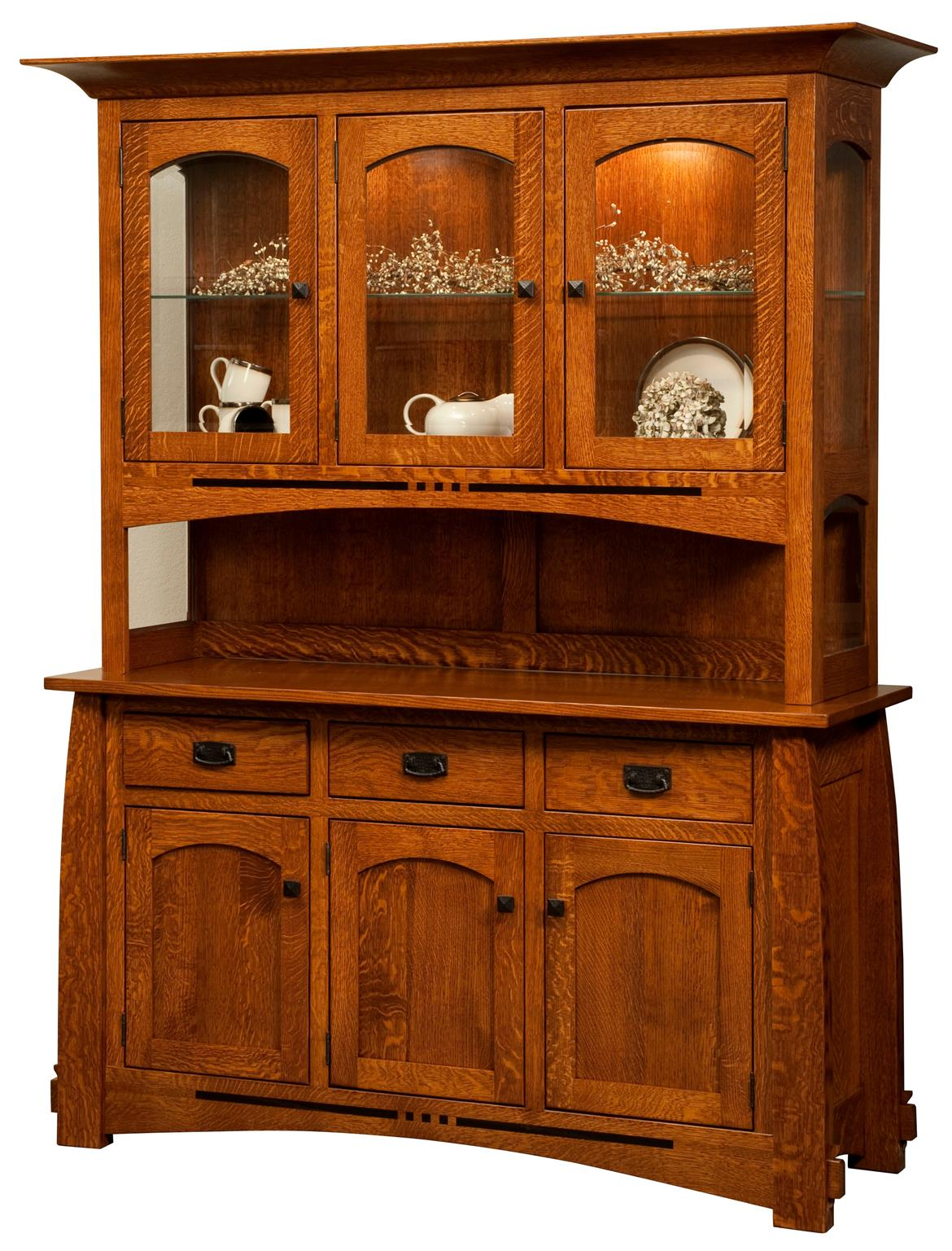 Amish Signature Hutch & Buffet Image