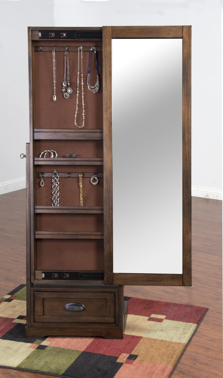 Savannah Jewelry Cabinet Image