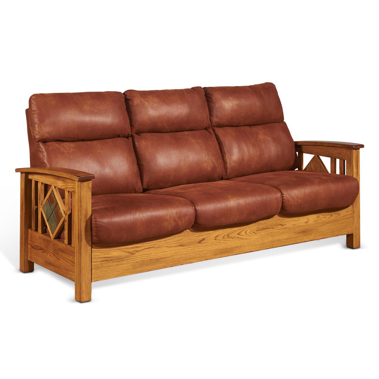 Sedona Stationary Sofa Image