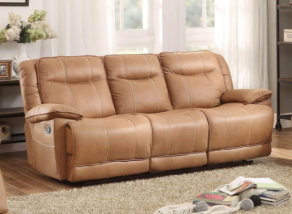 Wasola Triple Reclining Sofa Image