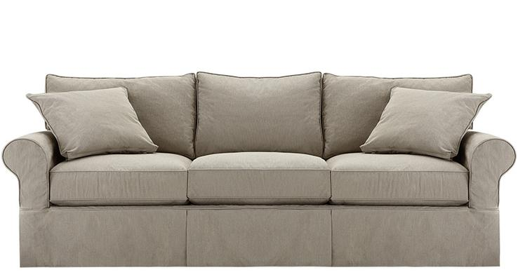 Hampton Custom Slipcover Image