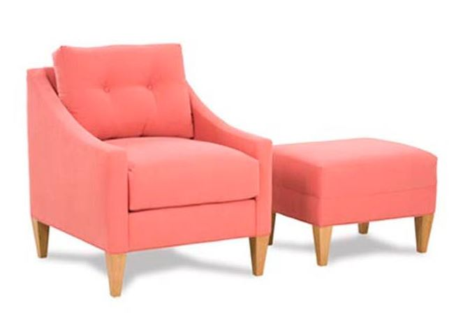 Keller Accent Chair Image