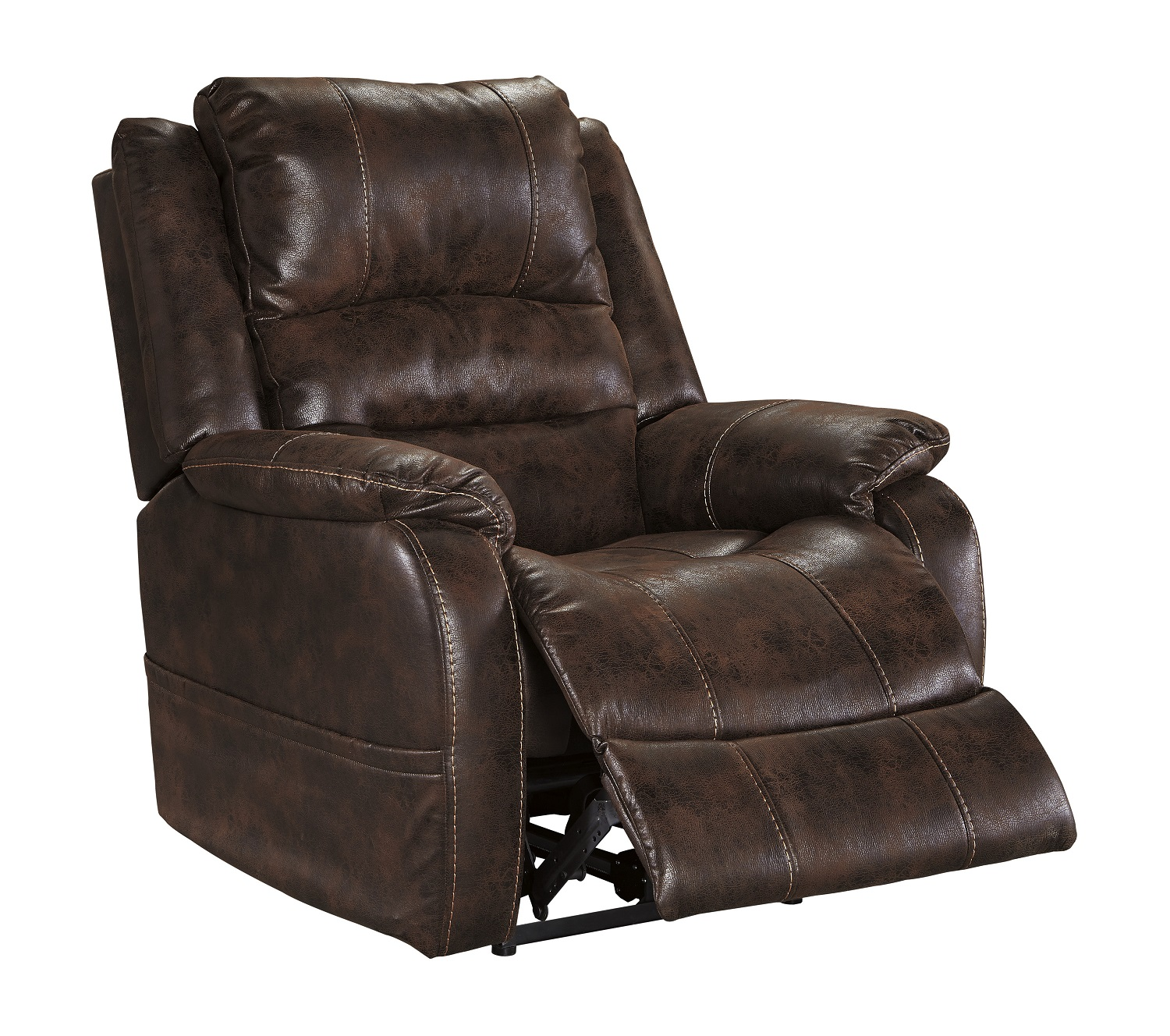 Barling Recliner Headrest & Lumbar Image