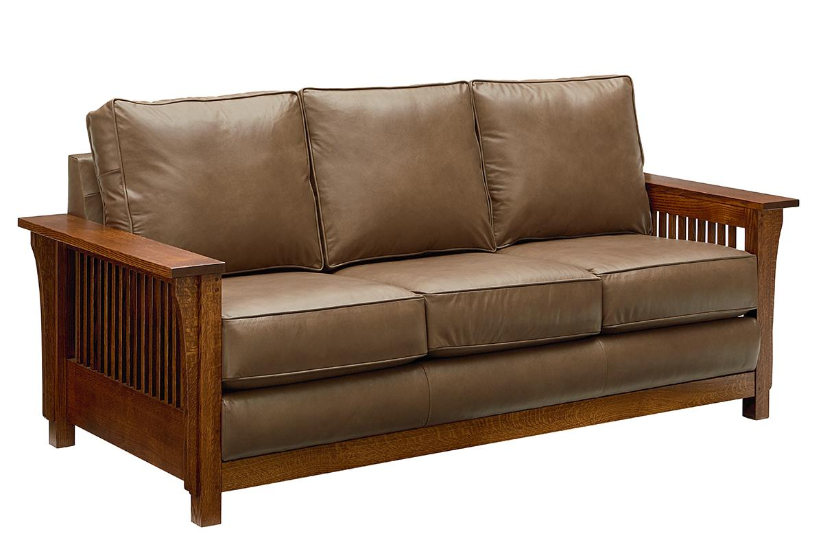 Amish Bungalow Sofa Image