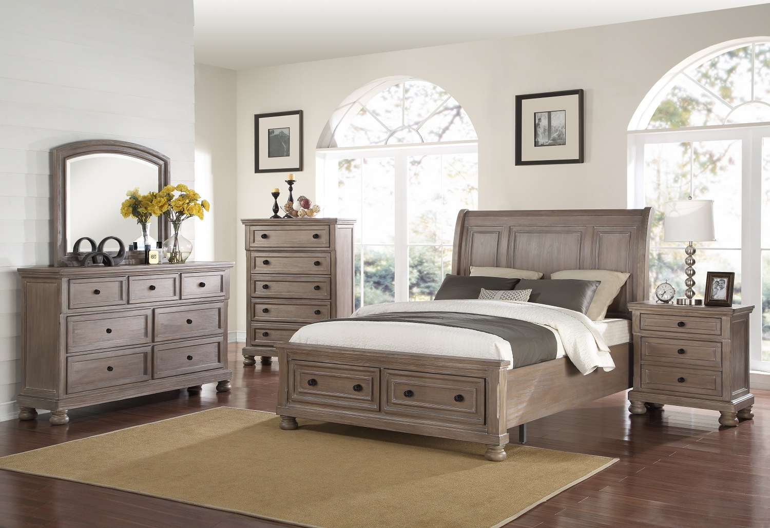 Allegra Bedroom Collection Image