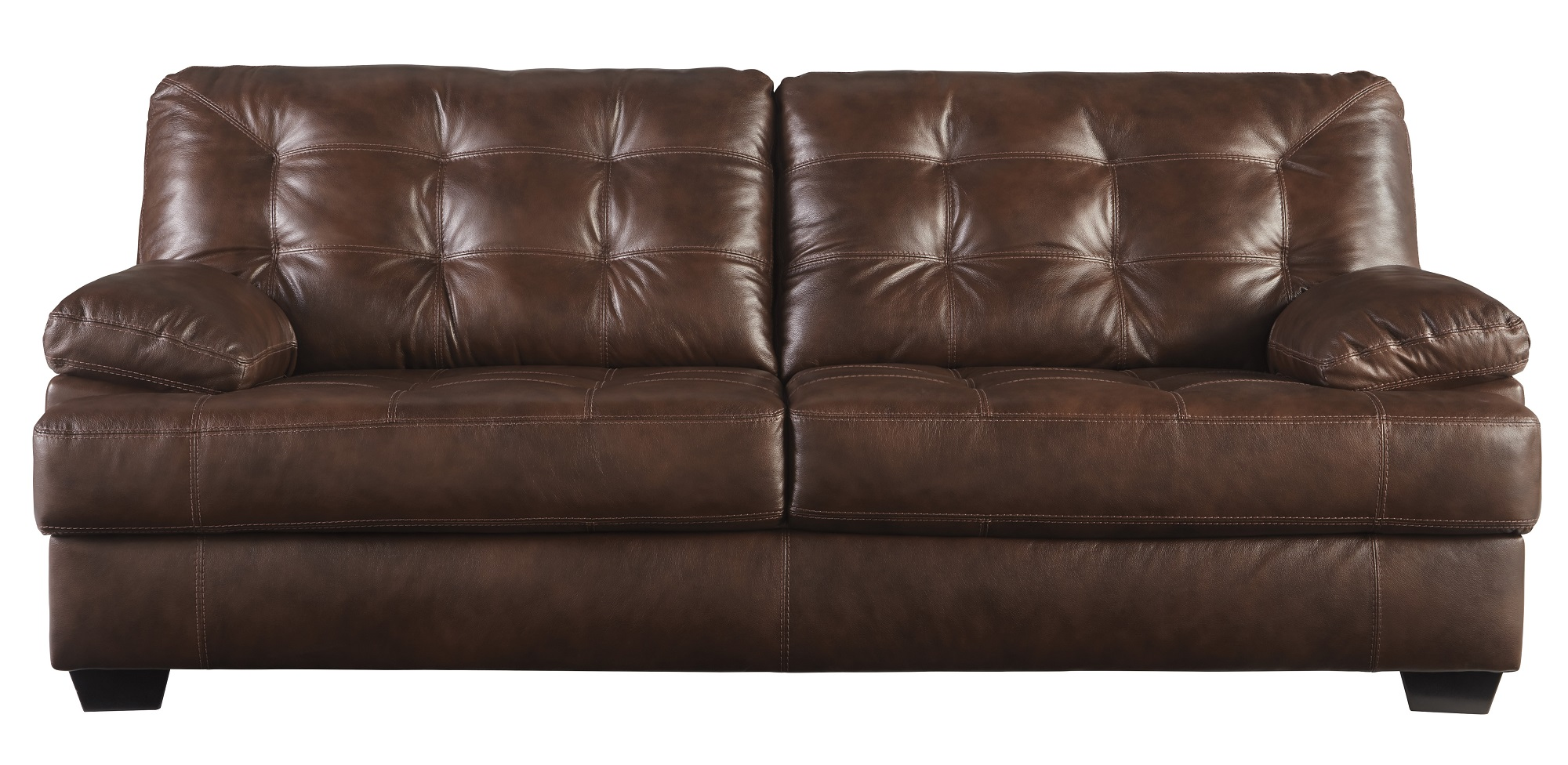 Majove Leather Sofa Image