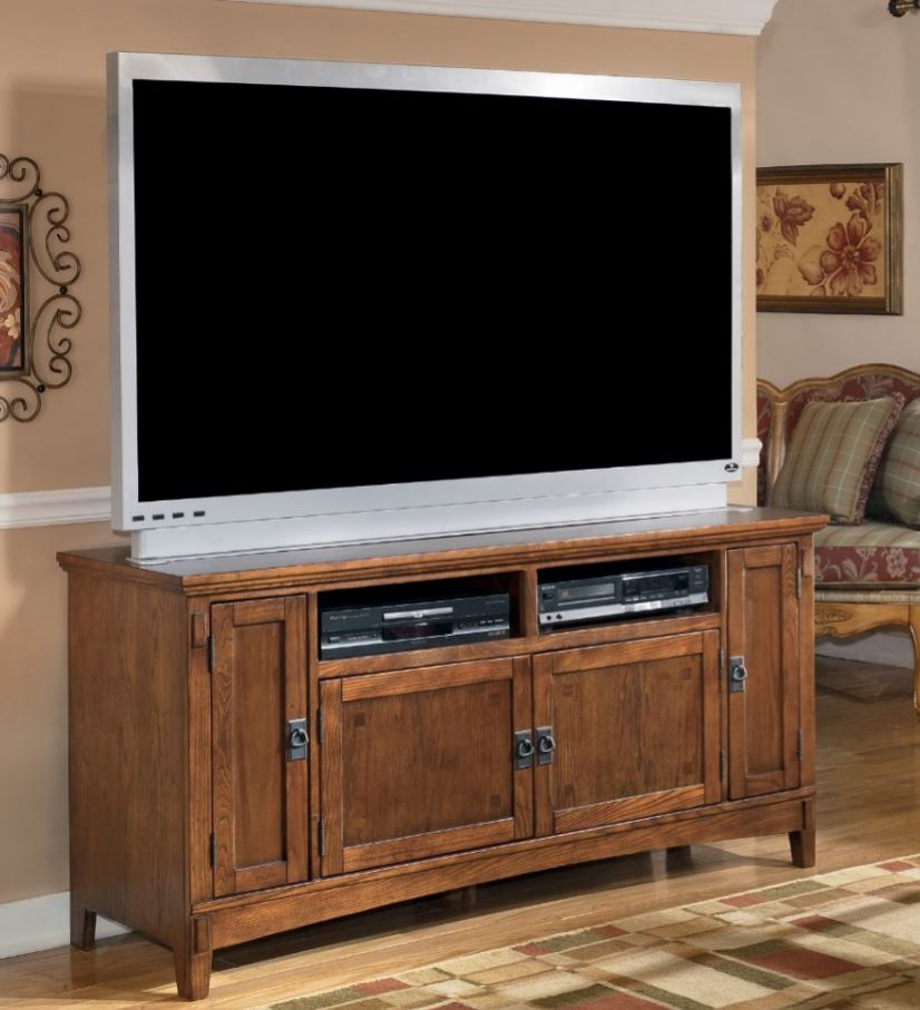 Cross Island Large tv stand Image