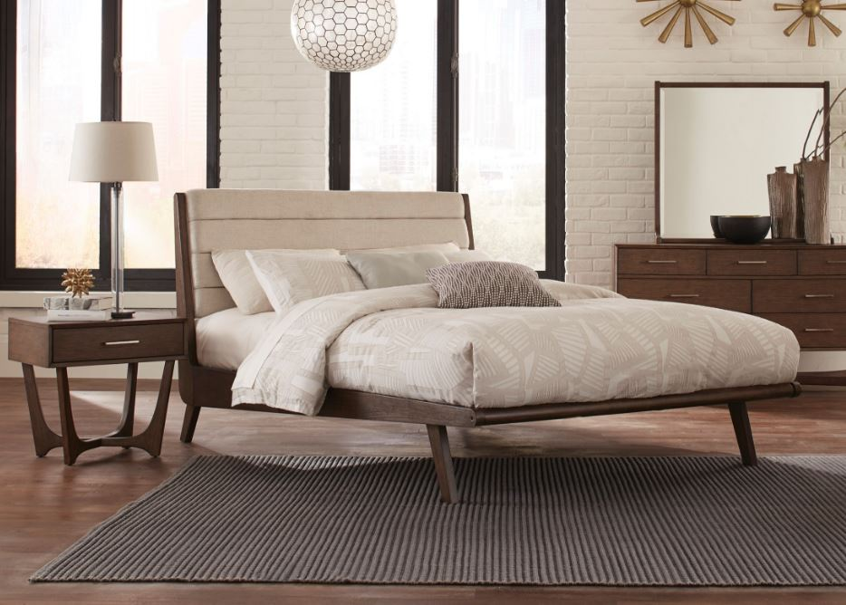 Ruote Low Profile Bed Image