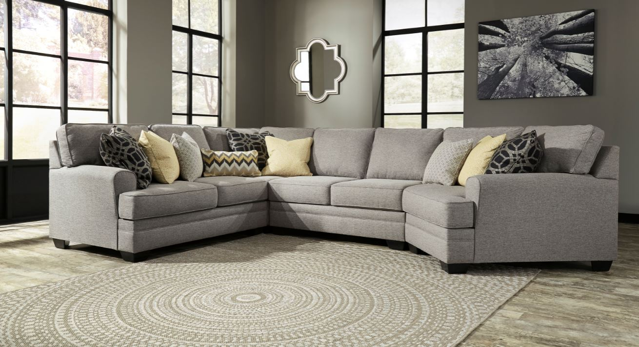Cresson Cuddler Sectional Image