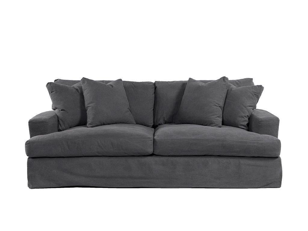 Malibu Slipcover Sofa Image