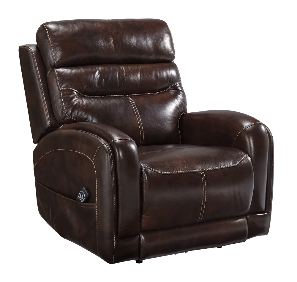 Ailor PWR Recliner With Lumbar Support & Headrest Image