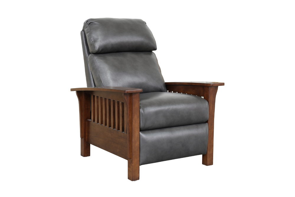 Mission Leather Recliner Image