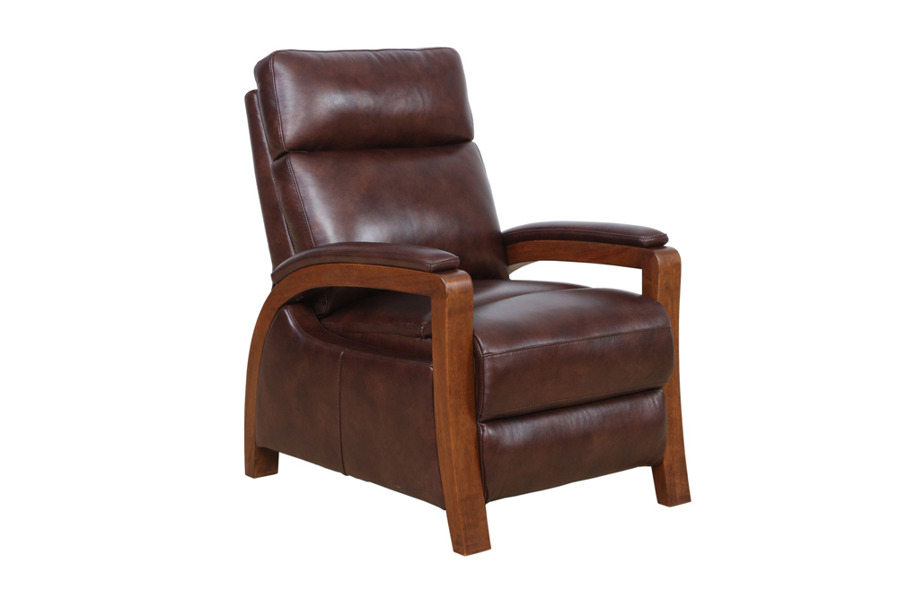 Ryder Leather Recliner Image