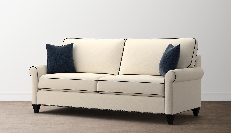 Custom Classic Sofa Image