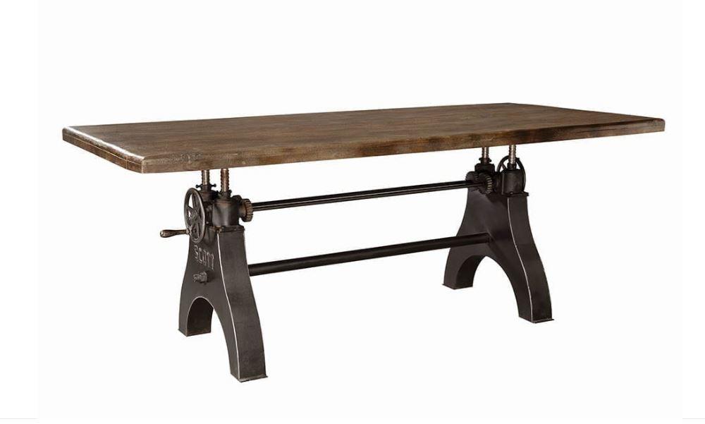 Scott Adjustable Dining Table Image