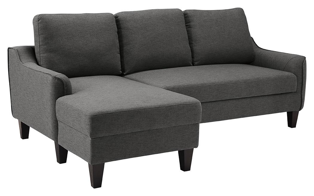 Jarreau Sofa Chaise Sleeper Image