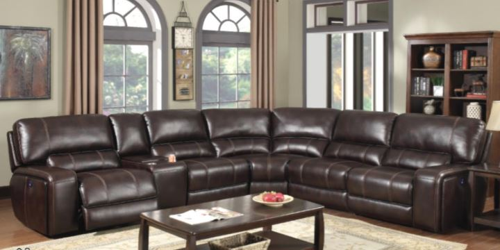 Milano Motion Sectional Image