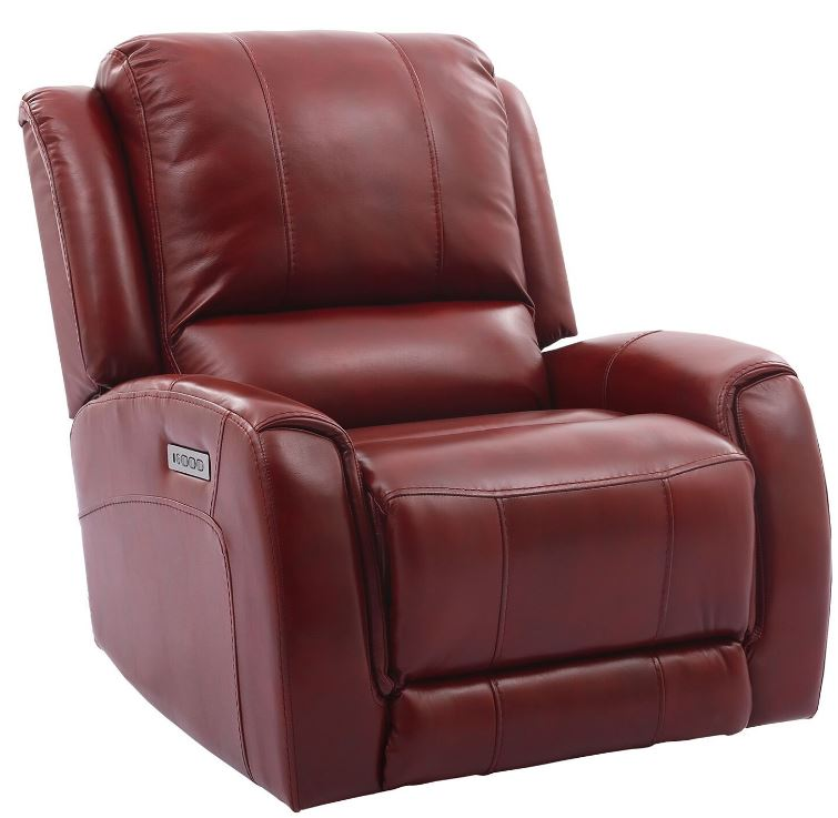 Noble Power Recliner with Lumbar Support Image