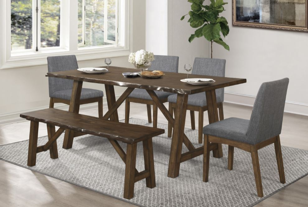 Live edge Dining Table Image