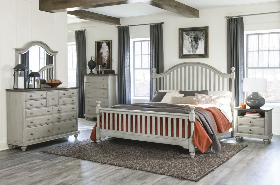 Mossbrook Bedroom Collection Image