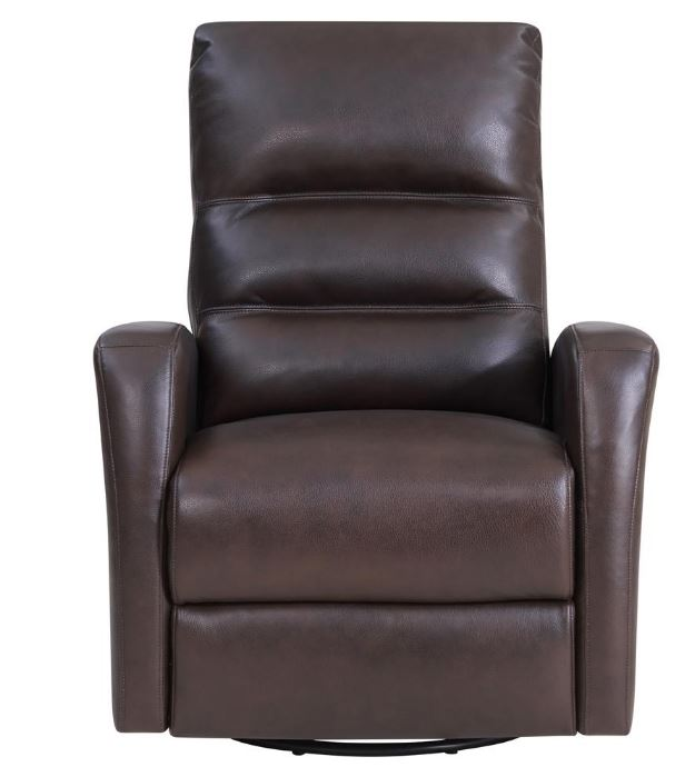 Ringo Leather Power Swivel Glider Recliner Image